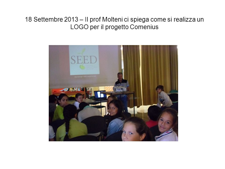 24 Settembre 2013 – Semina del SOVESCIO.