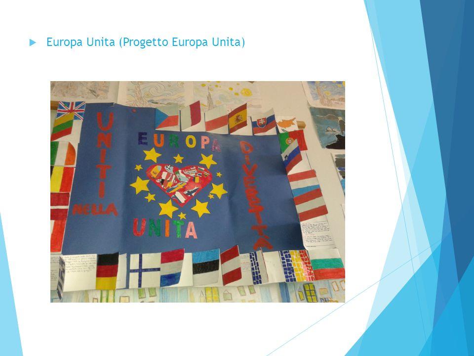  Europa Unita (Progetto Europa Unita)