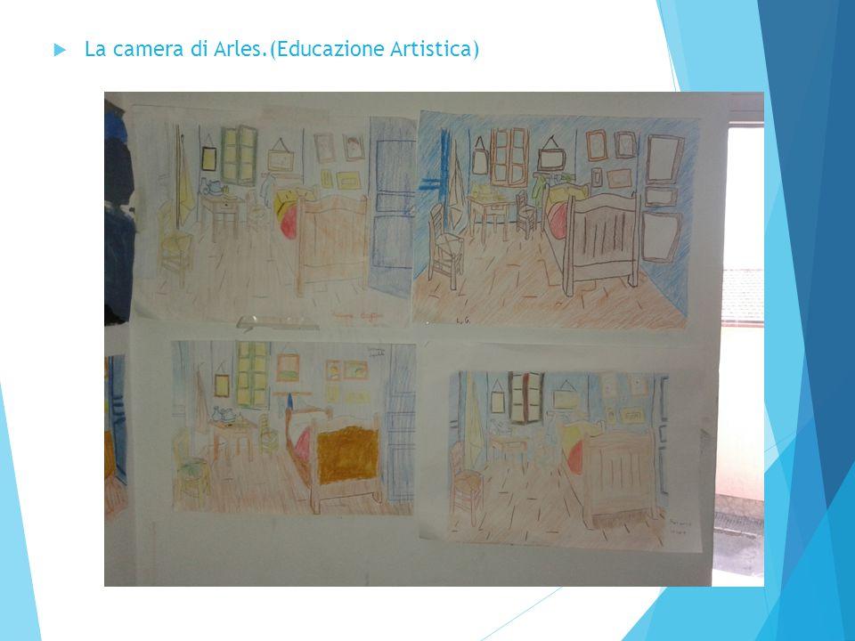  La camera di Arles.(Educazione Artistica)