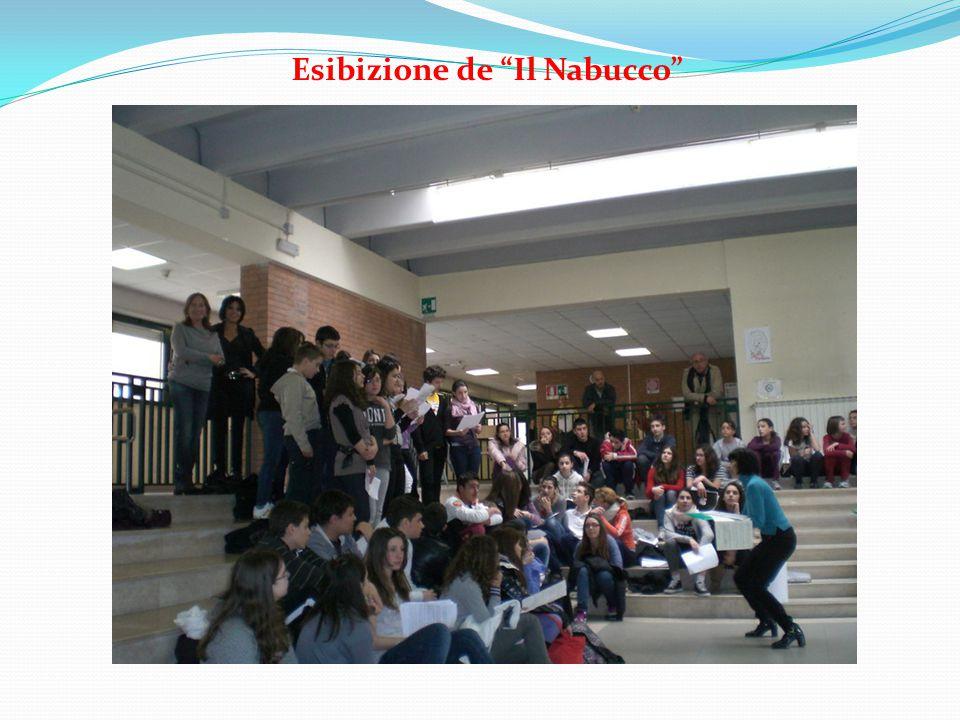 """Esibizione de """"Il Nabucco"""""""