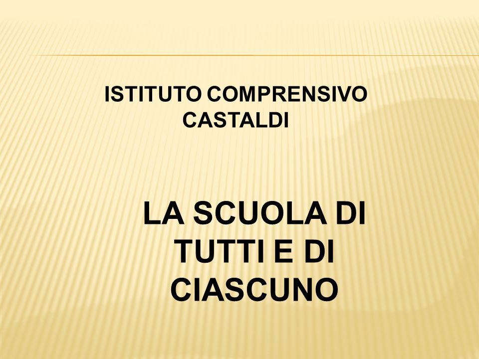 ISTITUTO COMPRENSIVO MONS. G.