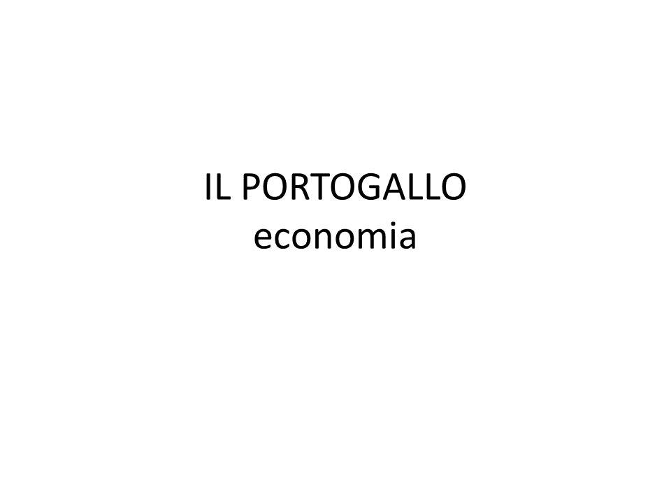 IL SETTORE PRIMARIO Il settore primario occupa l' 11,6% dell' occupazione portoghese.