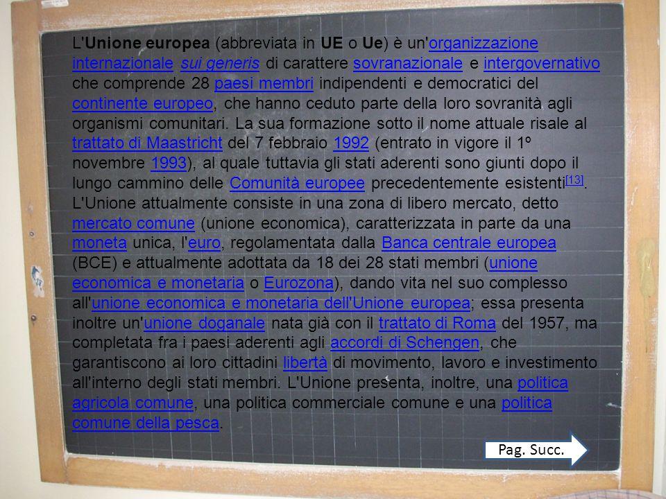 Grazie alla normativa Schengen, entrata a far parte del diritto dell Unione Europea, da alcuni anni non si effettuano più controlli alle frontiere interne di 22 paesi dell Unione europea: i cittadini italiani che viaggiano verso Portogallo, Belgio, Lettonia, Repubblica ceca, Danimarca, Lituania, Slovacchia, Estonia, Lussemburgo, Slovenia, Finlandia, Malta, Spagna, Francia, Norvegia, Svezia, Germania, Paesi Bassi, Svizzera, Grecia, Polonia, Ungheria e Islanda non sono tenuti a esibire carta d identità o passaporto.Unione europea Pag.