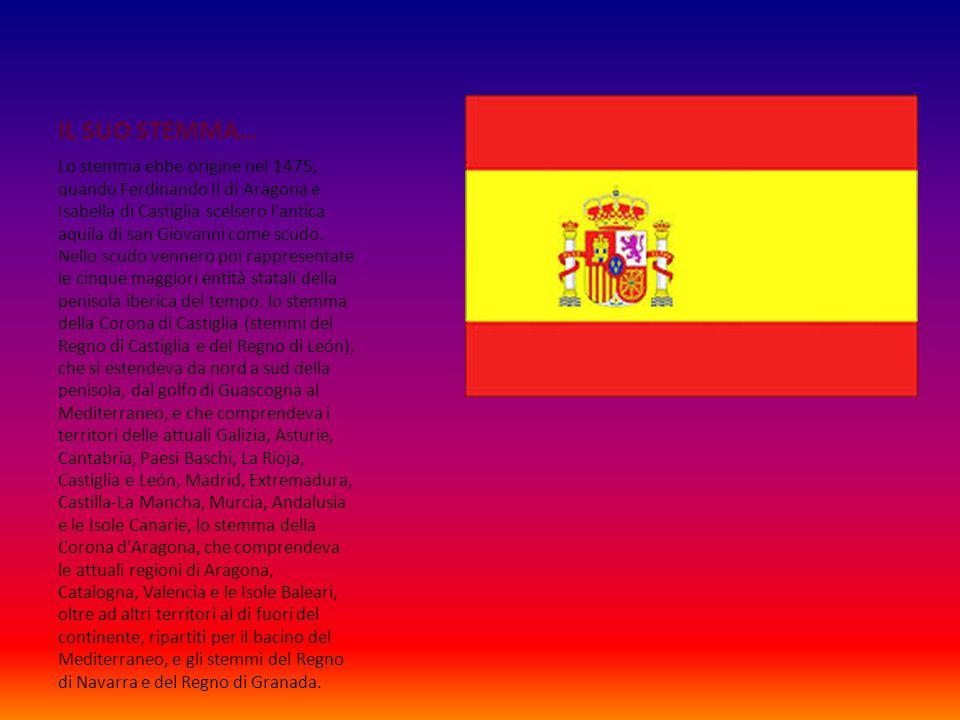 I SUOI CONFINI! La Spagna confina a nord-est con la Francia e col Principato di Andorra e a ovest con il Portogallo. È bagnata a nord, nord-ovest e a