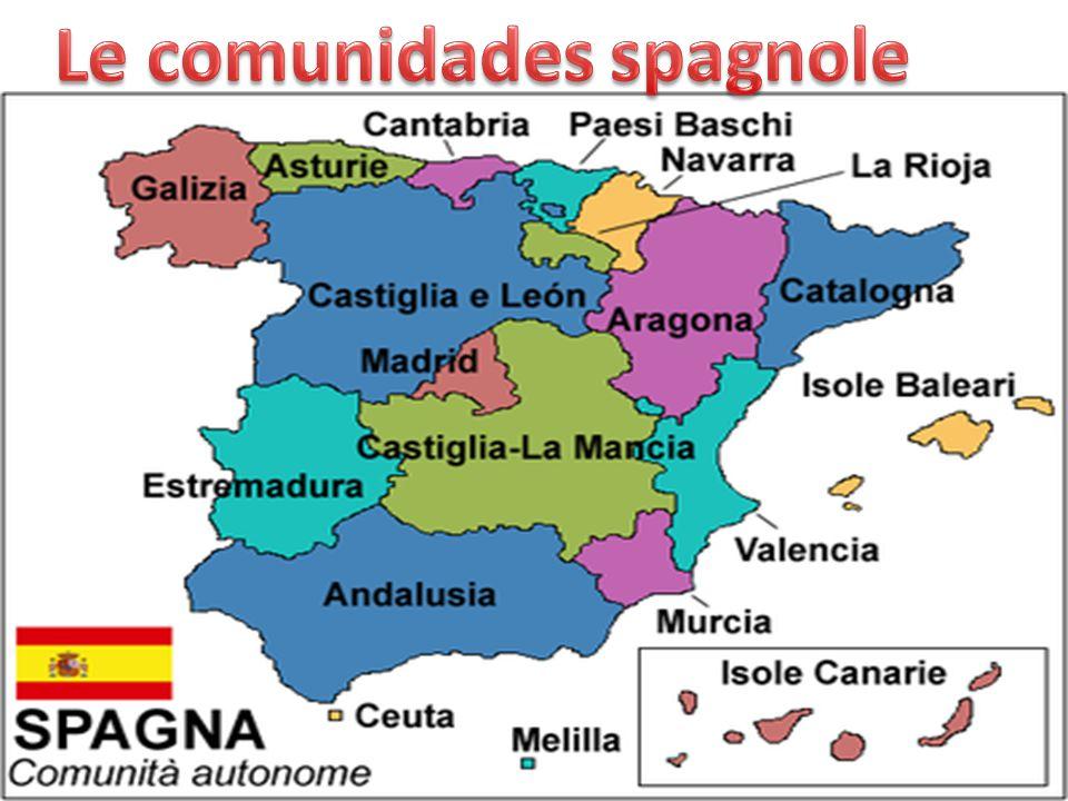 In Spagna vivono 45 500 000 abitanti e 90 ab per km2,la distribuzione della popolazione non è distribuita in modo uniforme.