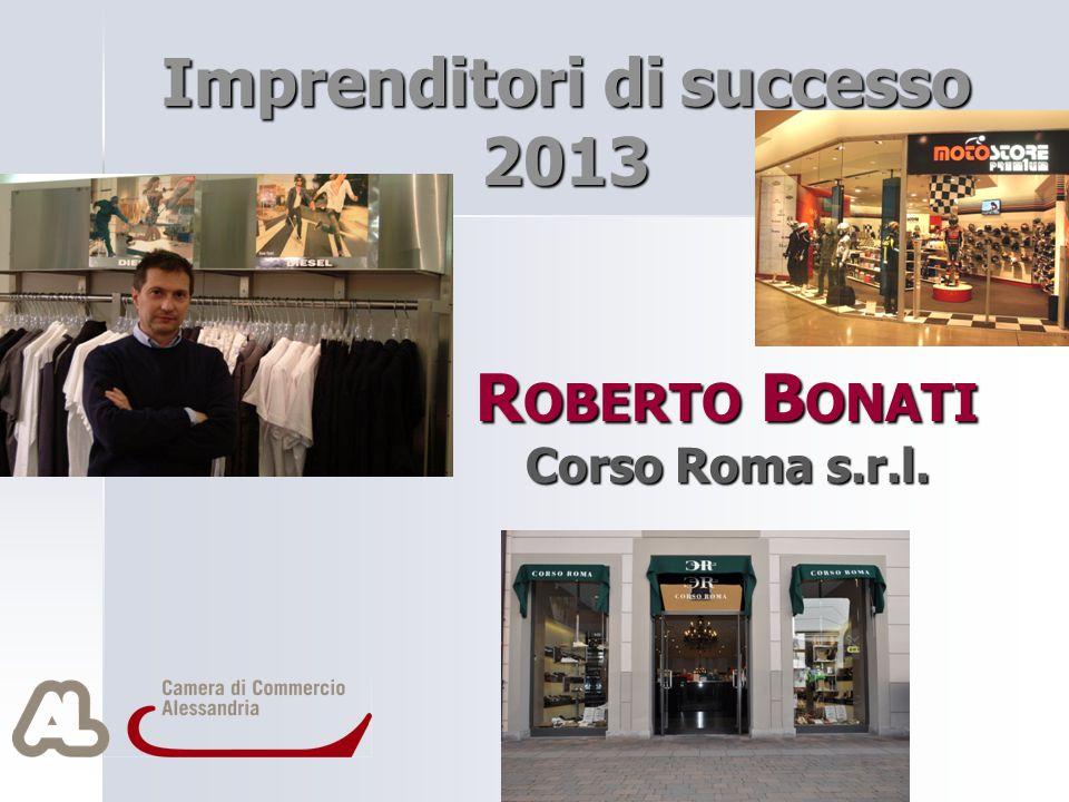 R OBERTO B ONATI Corso Roma s.r.l.