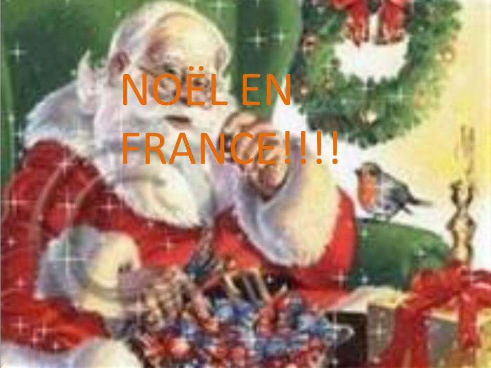 NOËL EN FRANCE!!!!