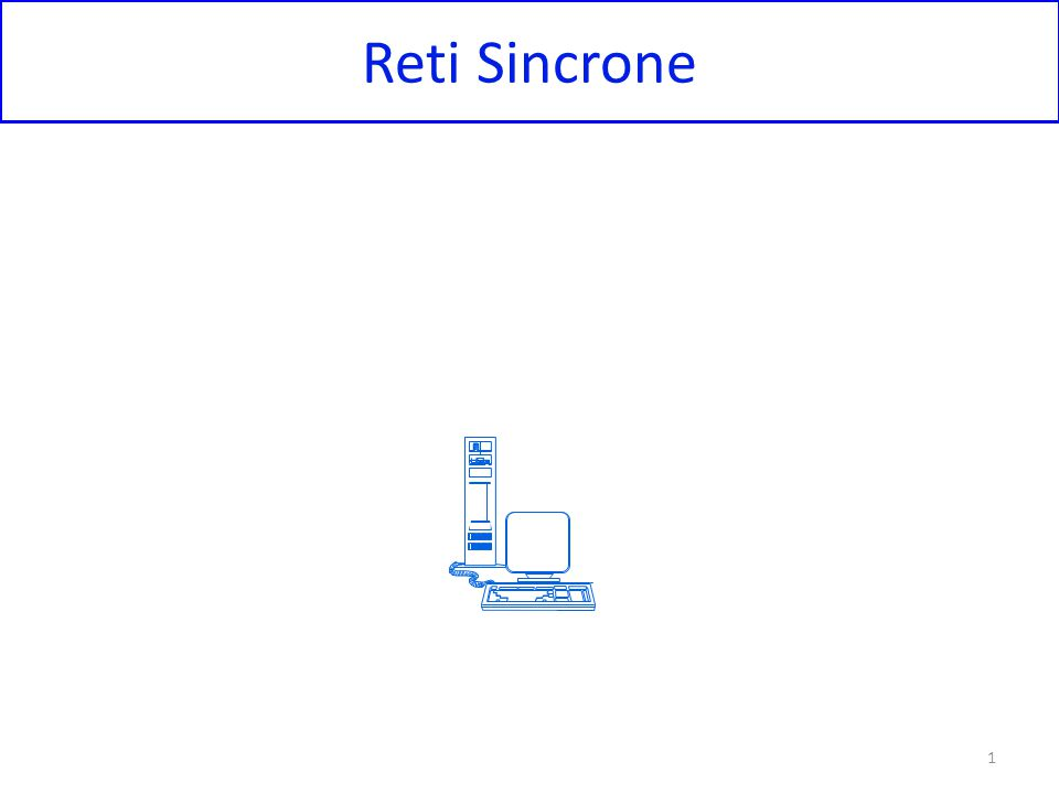 Reti Sincrone 1