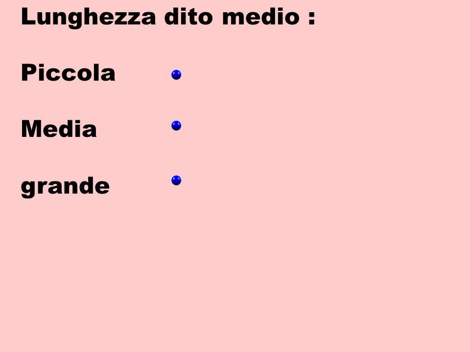 LE TUE DITA - INDICE & MEDIO - LE STAI FICCANDO TROPPO IN QUEL POSTO !!!...