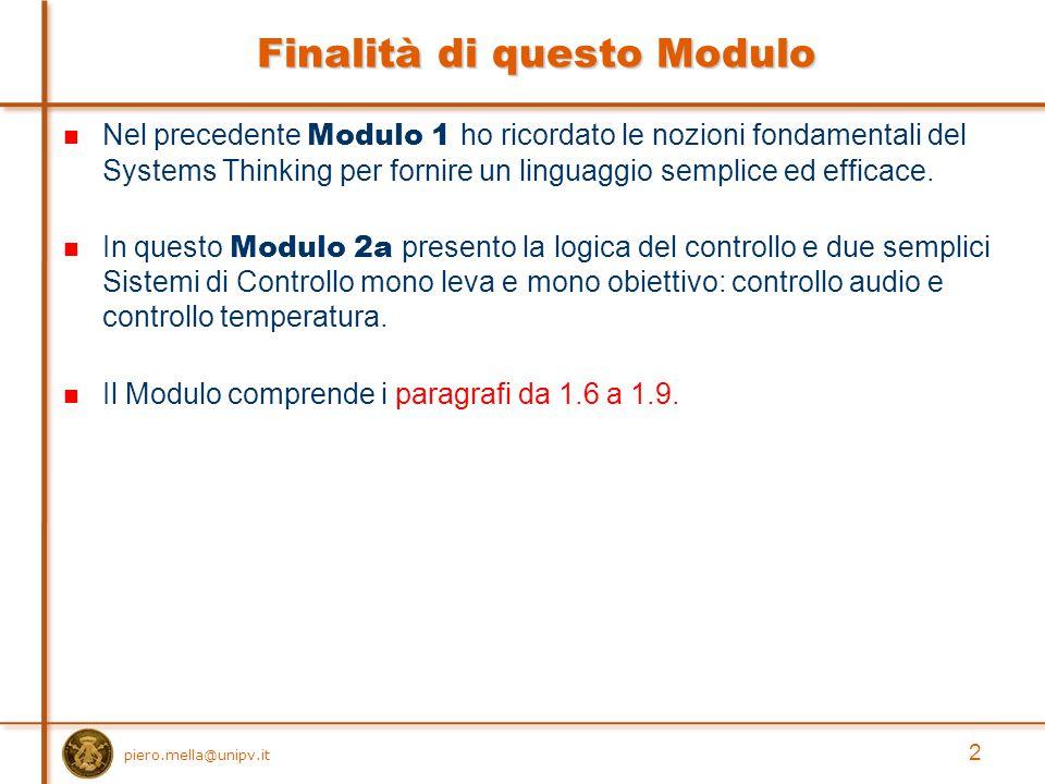 Nel precedente Modulo 1 ho ricordato le nozioni fondamentali del Systems Thinking per fornire un linguaggio semplice ed efficace.