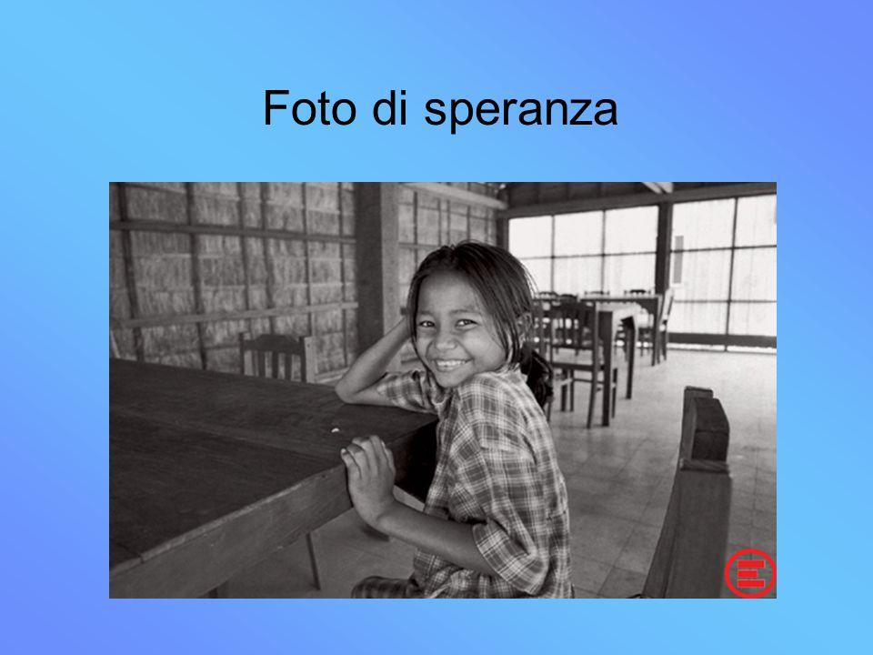Foto di speranza