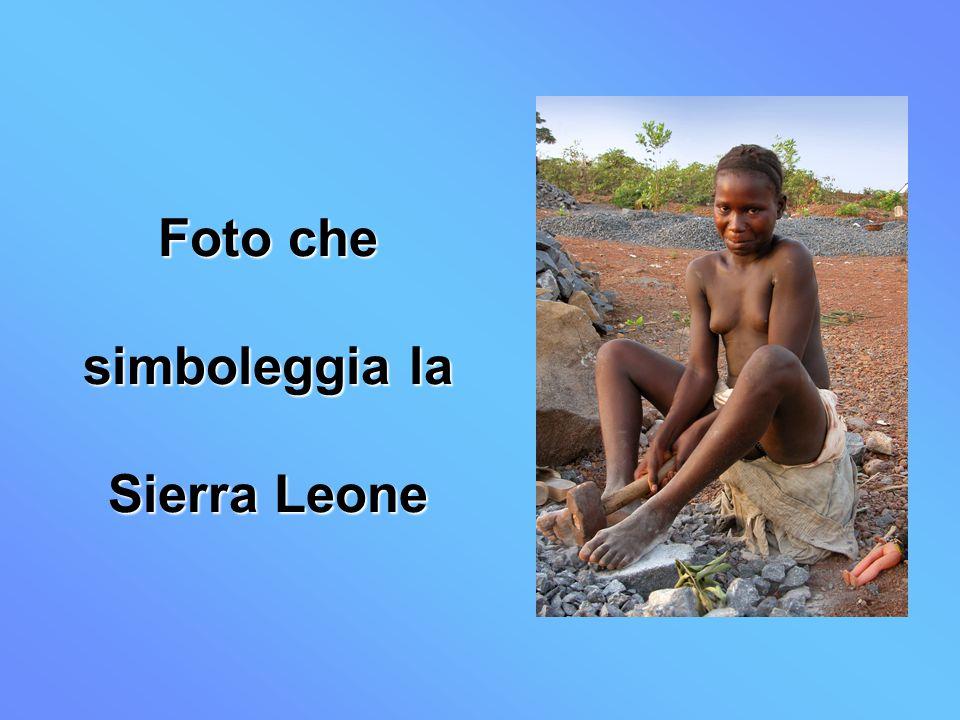 Foto che simboleggia la Sierra Leone