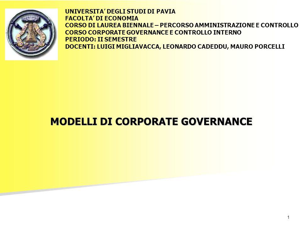 22 Il comitato per il controllo della gestione è nominato dal consiglio di amministrazione.