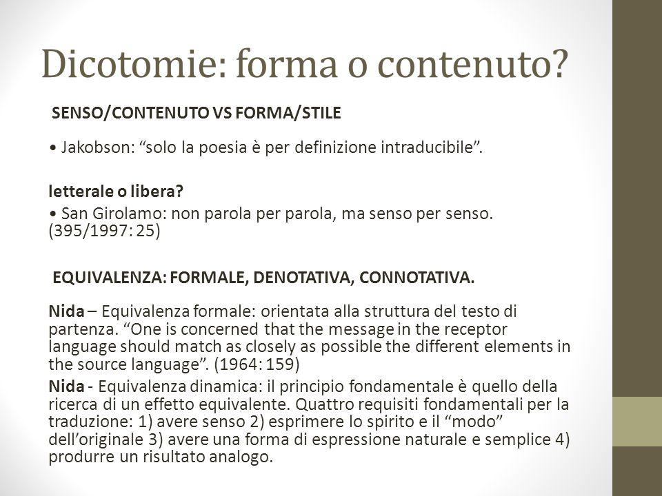 Traduzione giuridica trasparenza giuridica e linguistica nella traduzione (Leoncini Bartoli, 2008, 194).
