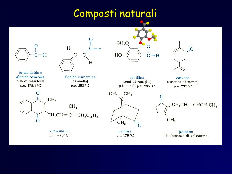 Composti naturali