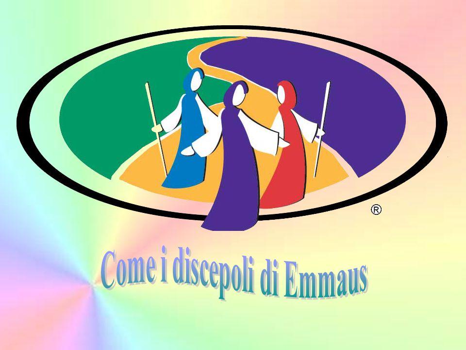 Anche noi siamo i discendenti di quei due discepoli che camminavano scoraggiati e che il Signore, incontrandoli, rincuorò.