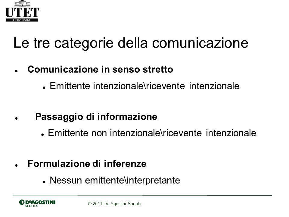 © 2011 De Agostini Scuola