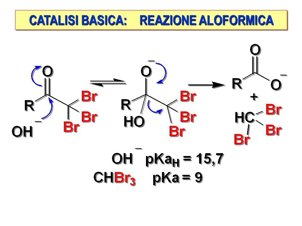 Regioselettività nell'alchilazione dell'enolato ENOLATO = NUCLEOFILO BIDENTATO