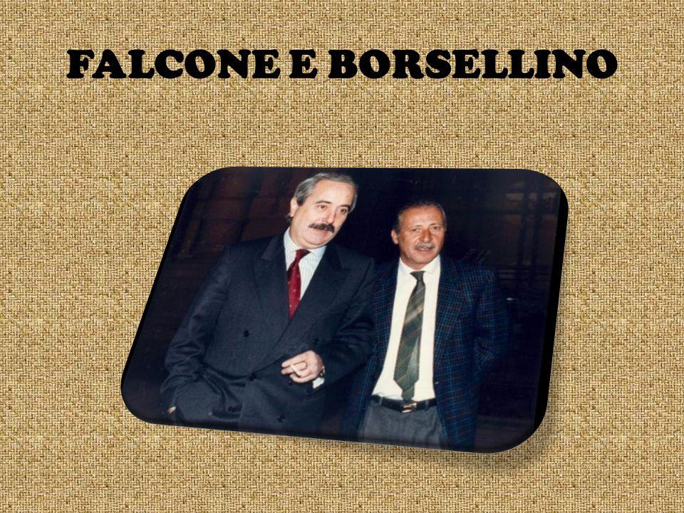 PAOLO BORSELLINO Paolo Emanuele Borsellino (Palermo, 19 gennaio 1940 – Palermo, 19 luglio 1992) è stato un magistrato italiano.
