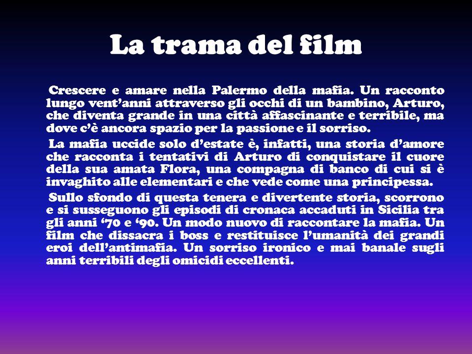La trama del film Crescere e amare nella Palermo della mafia.