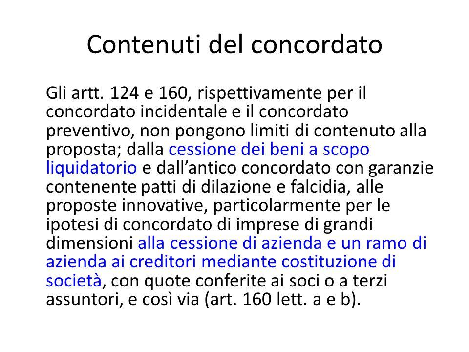 Risoluzione del concordato: art.