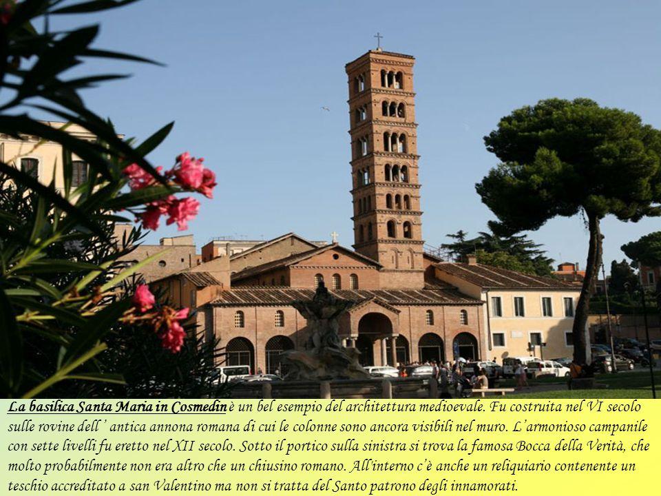 La basilica di Santa Maria degli Angeli e dei Martiri è situata in piazza della Repubblica a Roma ed è nata dalla sistemazione nel 1562, ad opera di M