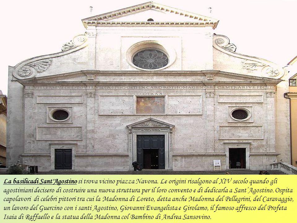 La basilica di San Sebastiano fuori le mura è una delle sette principali basiliche di Roma. L'antica chiesa del IV sec. fu ridotta nel 1600 nella form