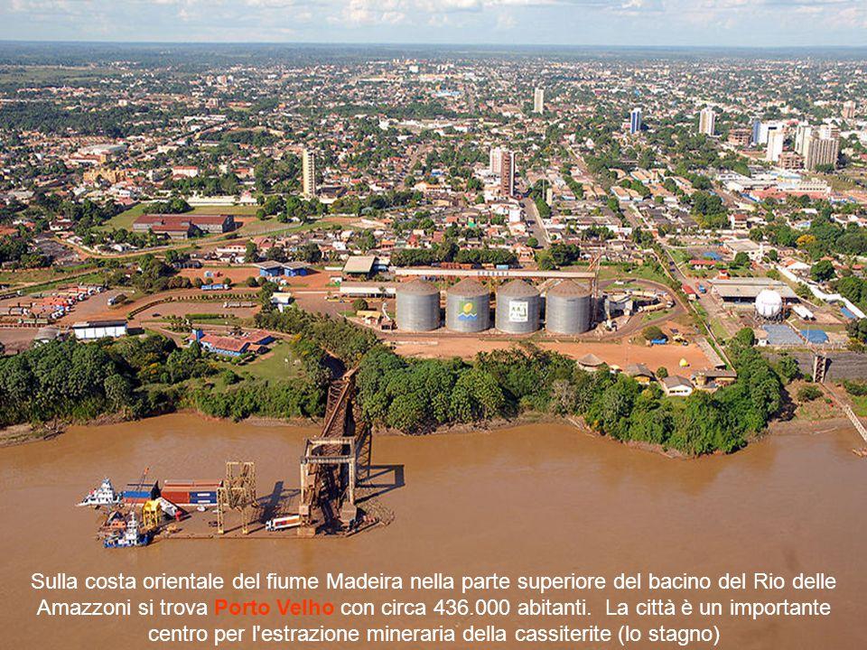 Rio BeniRio Mamoré
