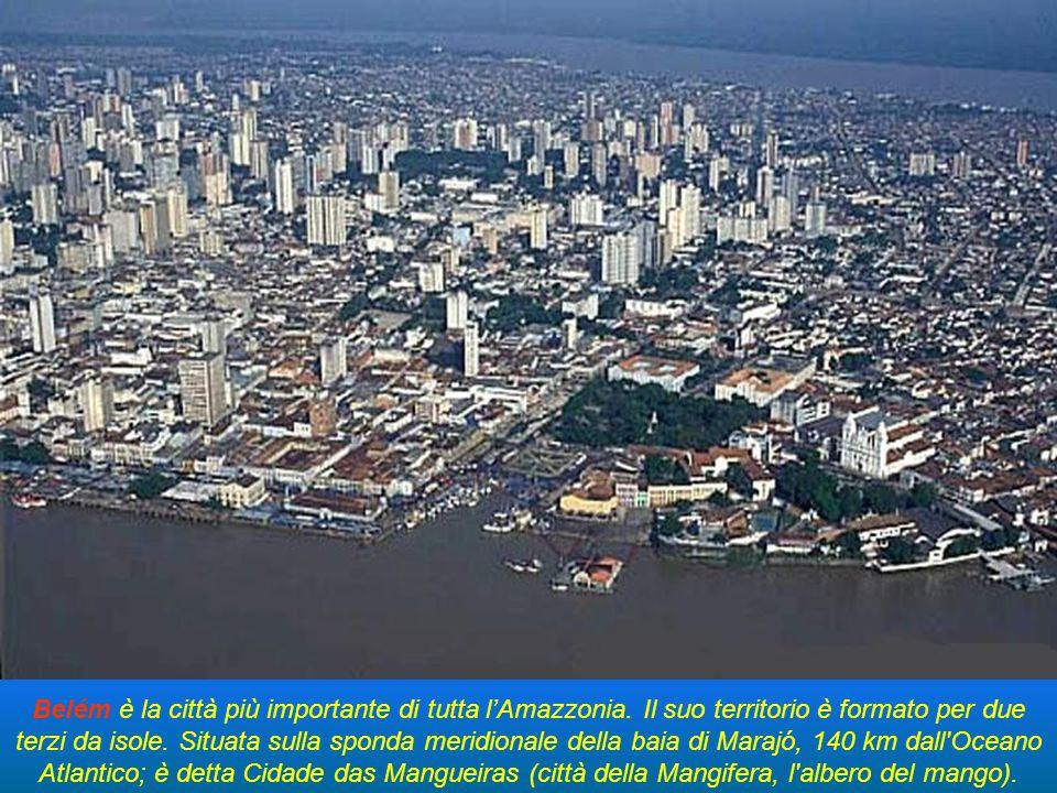 Il fiume Araguaia è uno dei maggiori fiumi del Brasile. Ha una lunghezza totale di circa 2627 km; scorre in direzione nord-est e confluisce nel fiume