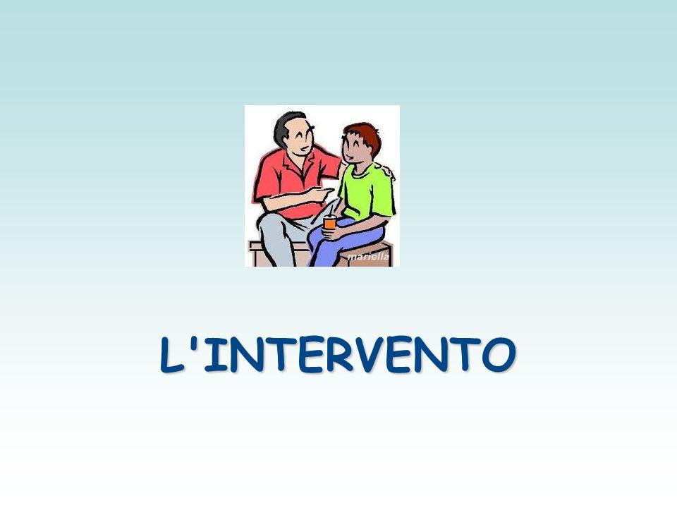 L'INTERVENTO