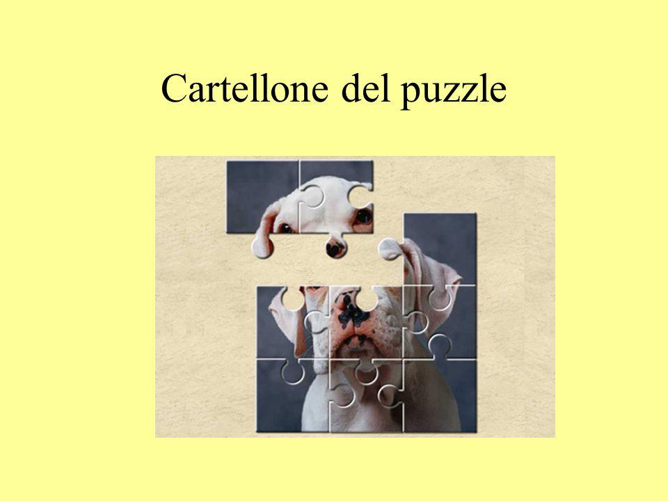 Cartellone del puzzle
