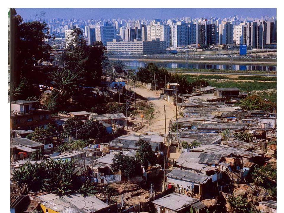 E i bambini delle favelas.