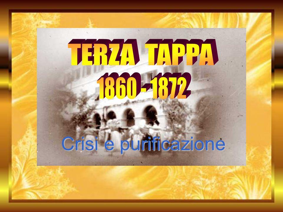 Derubata di tutti i suoi averi la famiglia Mazzarello è costretta a trasferirsi a Monrese. Bisogna ricominciare tutto da capo.