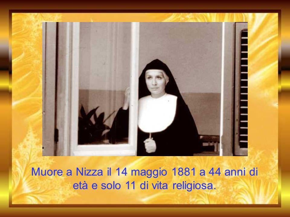 """Durante il suo ultimo viaggio a St. Cyr, in Francia, si ammala gravemente. Non perse mai il senso della caducità della vita: """"Questa vita è molto brev"""