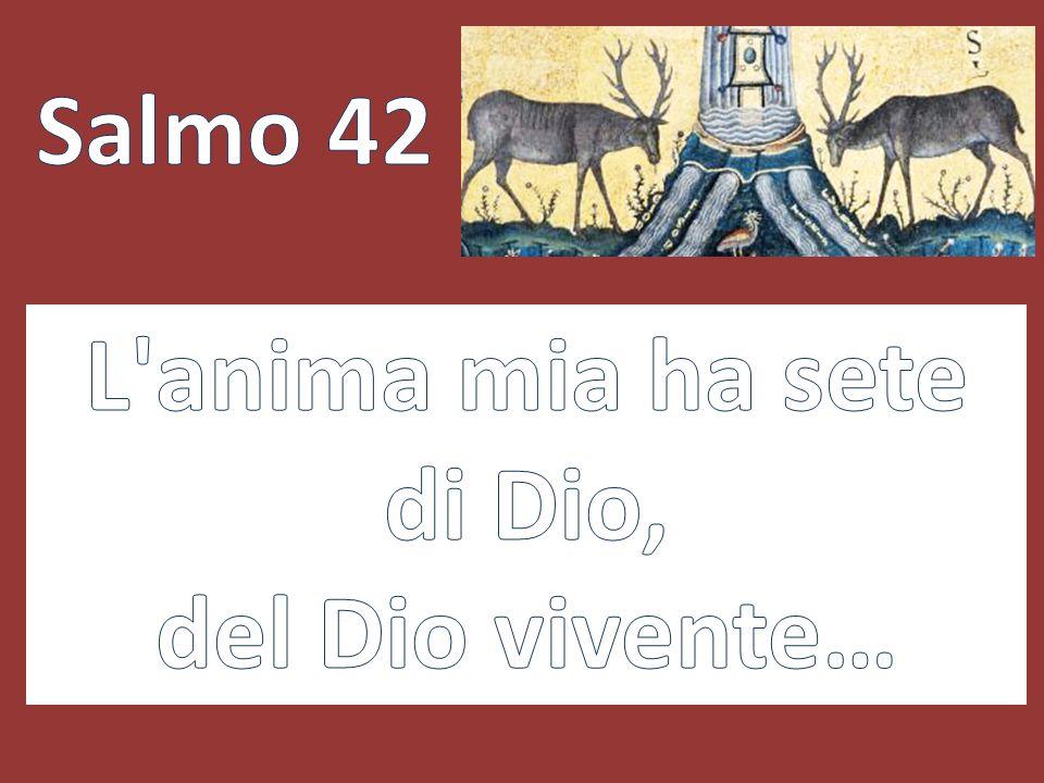 Gesù, ritto in piedi, gridò: Se qualcuno ha sete, venga a me, e beva chi crede in me.