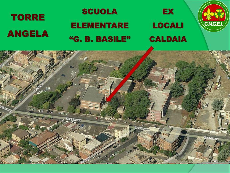 """TORREANGELA SCUOLA ELEMENTARE """"G. B. BASILE"""" EXLOCALICALDAIA"""