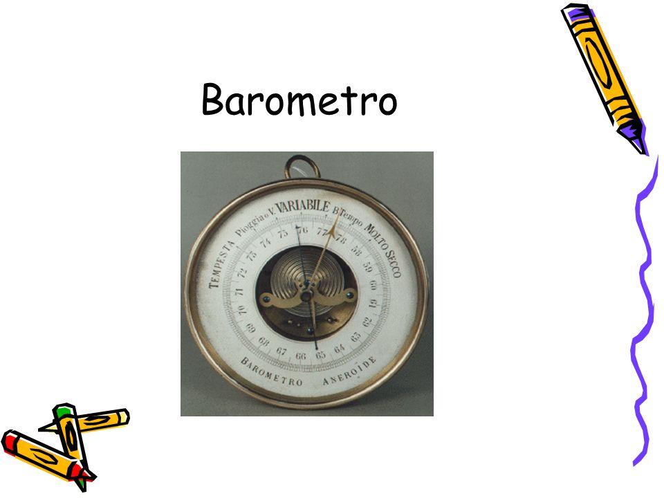 Idrografo e termometro