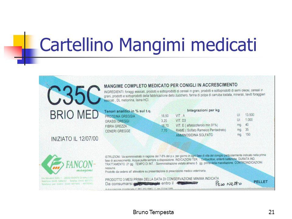 Bruno Tempesta21 Cartellino Mangimi medicati