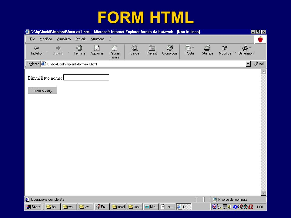 37 FORM HTML