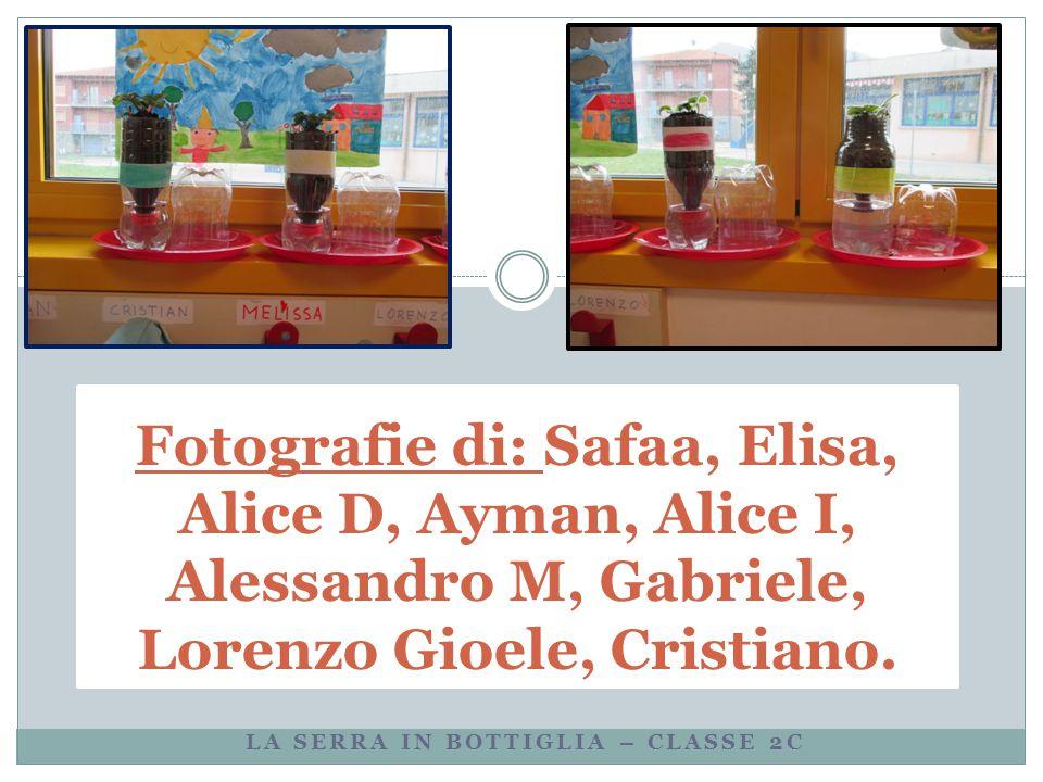 Fotografie di: Safaa, Elisa, Alice D, Ayman, Alice I, Alessandro M, Gabriele, Lorenzo Gioele, Cristiano.