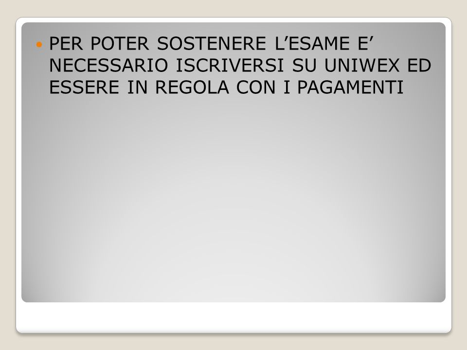 Contatti mail:a.palermiti@hotmail.it tel.0984 494441