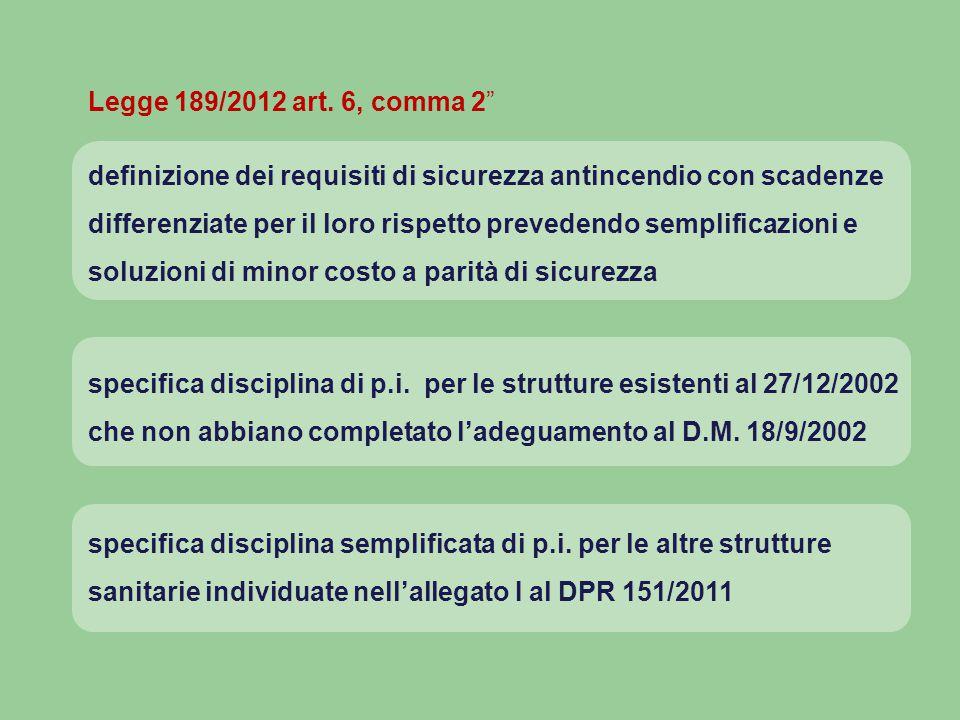 Legge 189/2012 art.