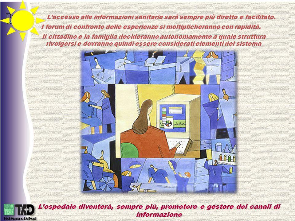 L'accesso alle informazioni sanitarie sarà sempre più diretto e facilitato.