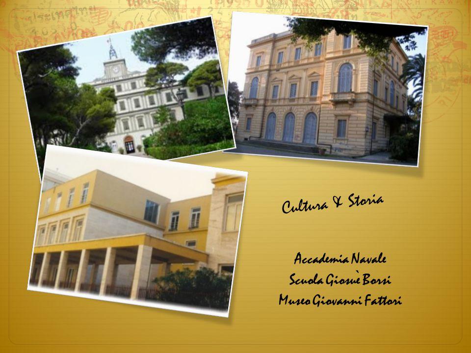 Accademia Navale Scuola Giosue ̀ Borsi Museo Giovanni Fattori Cultura & Storia