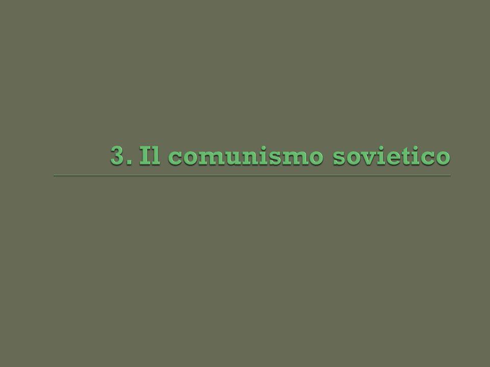  Alla morte di Lenin (gennaio 1924) situazione contraddittoria: A.