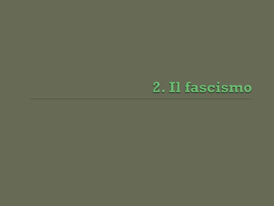  Il primo totalitarismo prima dello stalinismo e del nazismo  storia del termine