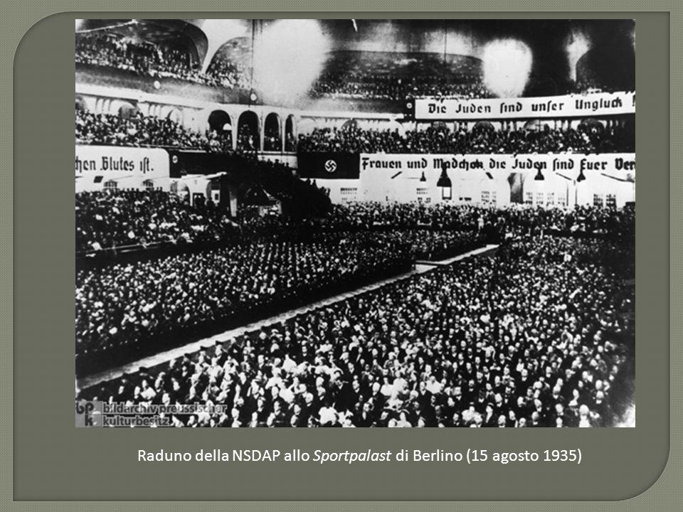 Raduno della NSDAP allo Sportpalast di Berlino (15 agosto 1935)