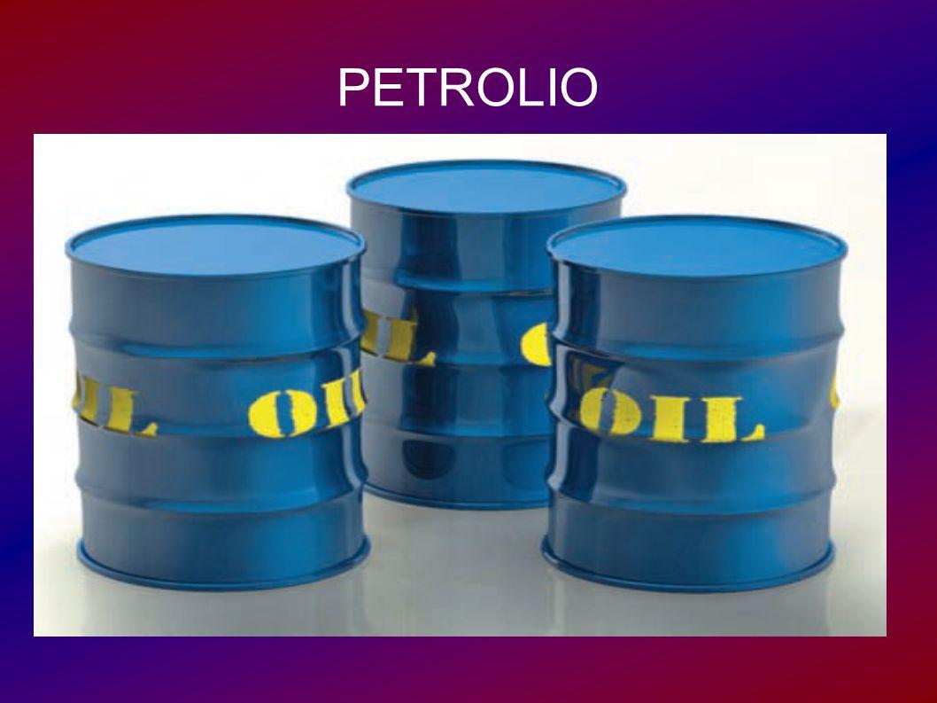 Il,petrolio ovvero «olio di pietra», è un liquido denso e oleoso, di colore variabile dal nero al giallo bruno, con peso specifico inferiore a quello dell'acqua (sulla quale galleggia).