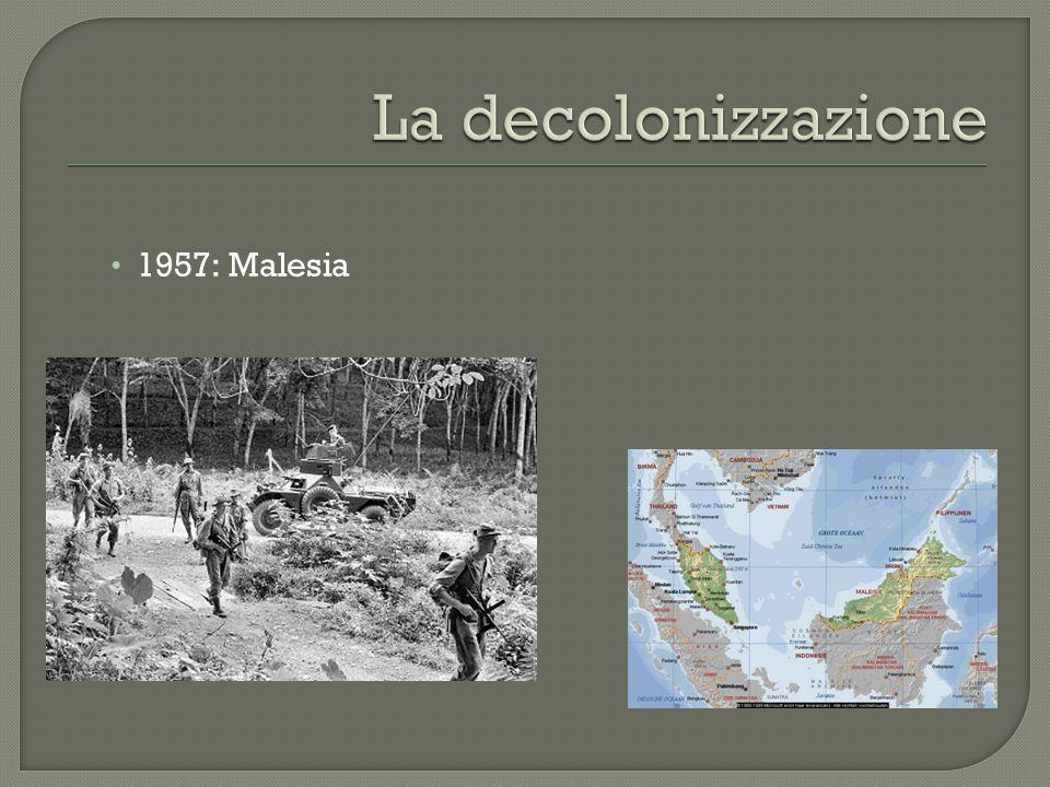 3. l'Africa 1956: Tunisia e Marocco