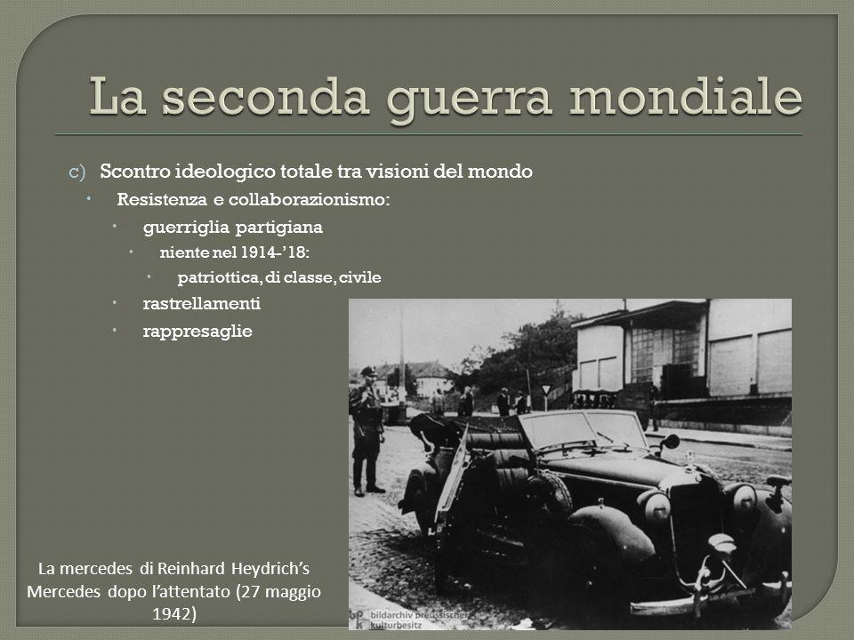 Il massacro di Lidice – Un reparto SS mette a ferro e fuoco il villaggio (1° luglio 1942)